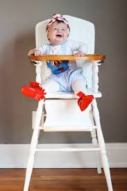 laughing latte diy painted antique high chair laughing latte