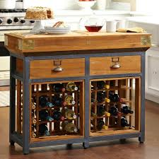 wine rack kitchen island chef s kitchen island with wine racks