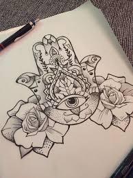 evil eye hand tattoo danielhuscroft com