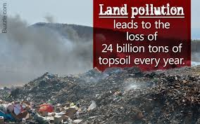 facts about land pollution that will make you sit up in shock