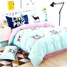 duvet covers full covers full blue owl girls boys bedding set