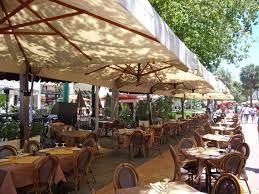 Restaurant Patio Umbrellas Exterior Design Beautiful Offset Umbrella For Outdoor Design
