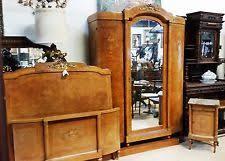 art deco antique beds u0026 bedroom sets ebay