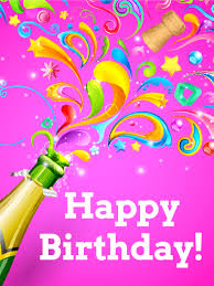 birthday cards flashy birthday party card birthday greeting cards by davia