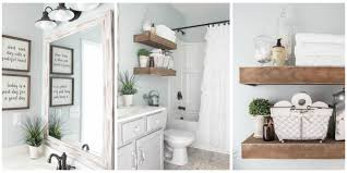 Bathroom Renovation Idea Farmhouse Bathroom Renovation Ideas Bless U0027er House Blog Bathroom