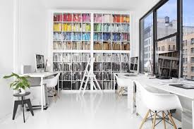 bureau deco design deco design bureau salon moderne gris blanc reseau vendre