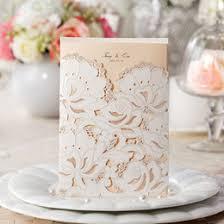 dã coration mariage discount discount lace floral wedding invitation 2017 lace floral wedding