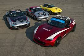 mazda global 2016 mazda mx 5 miata cup track drive review motor trend