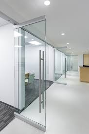 Glass Walls by Interior Glass Wall Systems What You Need To Know My Architectural