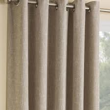 Curtains Ring Top Huxley Oatmeal Fully Lined Ring Top Curtains