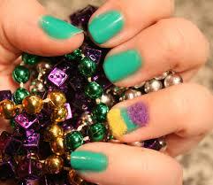 mardi gras nail sees beauty in atlanta how to mardi gras nails