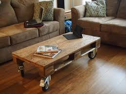 Diy Wooden Pallet Coffee Table by 10 Diy Pallet Furniture Ideas Diy Recycled