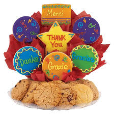 cookie baskets delivery 21 best cookies bouquets images on cookie bouquet
