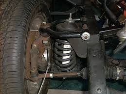 1968 mustang front suspension mustang ii front suspension with tubular a arms 11 disc brakes