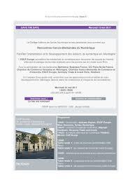 chambre de commerce franco allemande calaméo rencontres franco allemandes du numérique v1 2