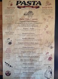 menu u2013 the cook u0027s shop restaurant