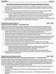 Ses Resume Examples Senior Executive Resume 9 Sample Executive Resumes Sample