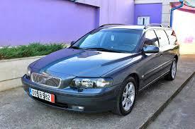 2003 Volvo V70 Awd 2003 D5 2 4d 163hp Youtube