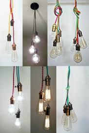 Modern Industrial Chandelier Multiple Bulb Pendant Light U2013 Runsafe