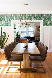 The Appropriate Modern Dining Room Before After Modern Vintage Dining Room Reveal Jessica Brigham