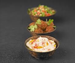 recette cuisine libanaise mezze mezzé mousse d aubergine et kebbé recette gourmand