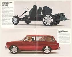 volkswagen squareback 1969 volkswagen type 3 squareback brochure i oldbrochures com