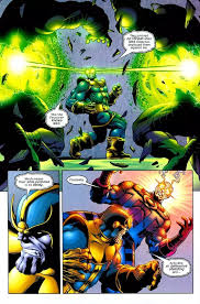 Sentry Vs Thanos Whowouldwin Who Would Win In A Fight Between Galactus And Thanos Quora
