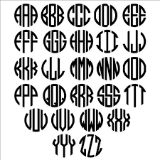 monogramed letters lowest prices on monogram letters hummingbird border car stickers