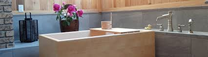 cedar tub japanese soaking tubs free standing bathtubs