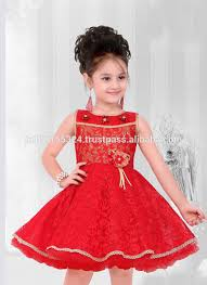 latest wonderful dress fashion girls wear frock embroidered for