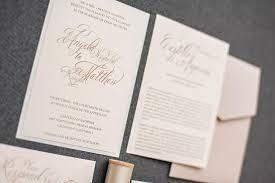 Wedding Invitation Pocket Blush Pink Wedding Invitation Champagne And Gray Vintage Wedding