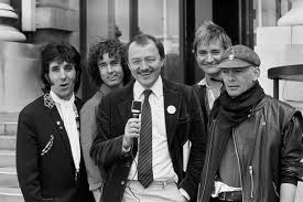 The Flying Toasters Band Brian Hibbard Death Flying Pickets Singer And Ex Coronation