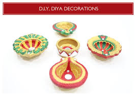 diya decoration ideas for diwali u2013 decoration image idea