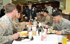 thanksgiving army holiday meals highlight skills u2013 fort carson mountaineer