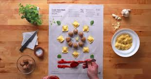 cuisine kit ikea ikea s recipes as a cooking pouch