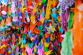 file thousand paper cranes 7115811393 jpg wikimedia commons