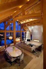 Timber Frame Home Interiors 76 Best Fireplace Images On Pinterest Fireplace Design