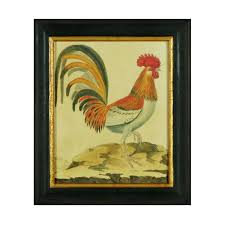kitchen kitchen decor ideas for wall rooster painting wall decor
