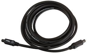 435 Meters To Feet by Amazon Com Amazonbasics Digital Optical Audio Toslink Cable 9 8