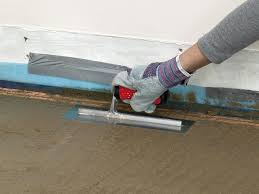 Installing Laminate Flooring On Concrete How To Install A Concrete Floor How Tos Diy