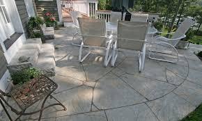 Patio Paint Designs Concrete Patio Paint Photo Ideas Landscaping Gardening Ideas