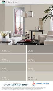 Color Schemes For Living Room With Brown Furniture 63 Best Sherwin Williams Rainwashed Images On Pinterest Wall
