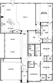 Magnolia Homes Floor Plans Plan 3005 U2013 New Home Floor Plan In Anserra Estates By Kb Home