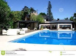 house with pool house with pool royalty free stock photos image 4065248