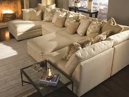 large sectional sofa with ottoman u shaped couch with ottoman valnet home