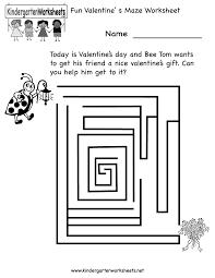 kindergarten fun worksheets worksheets