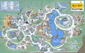 Orlando Area Map Florida by Busch Gardens Discovery Cove Fasci Garden