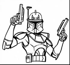 marvelous star wars captain rex coloring pages with star wars