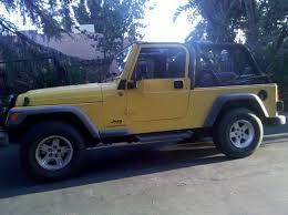 girls jeep wrangler tk u0027s yellow krait ljk buildup by tkfx jeep wrangler tj build