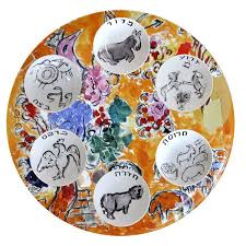 seder plate order our favorite seder plate designs photos architectural digest